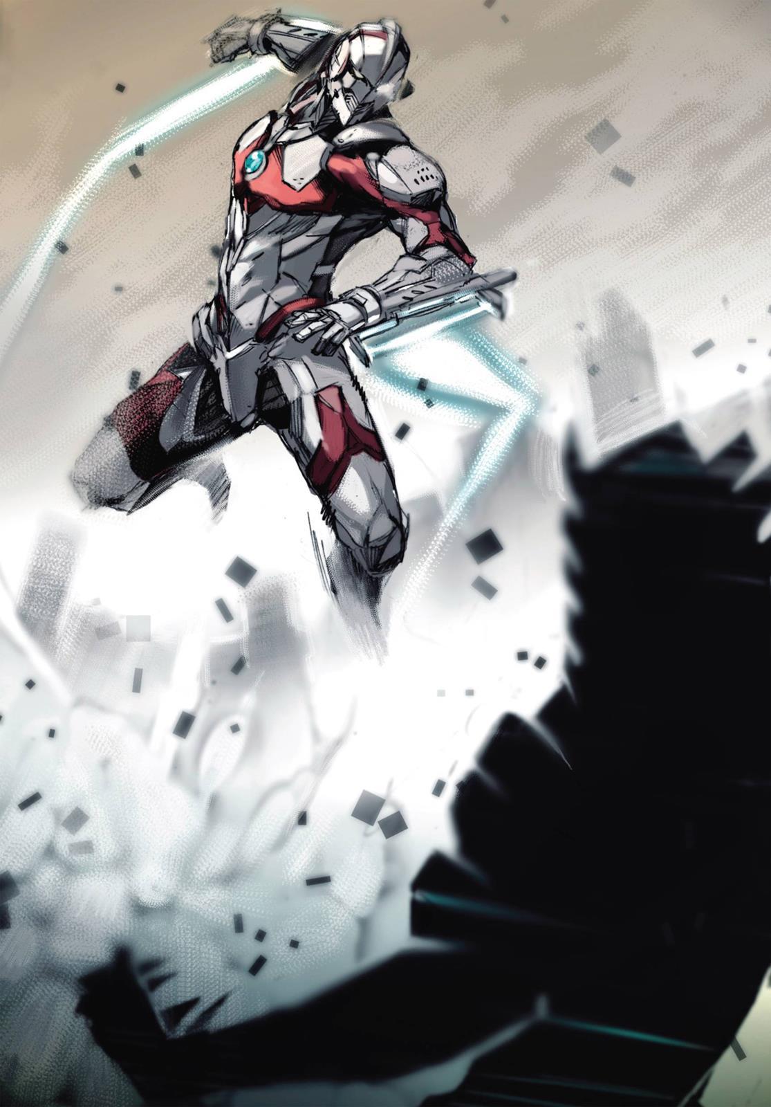 Ultraman, Chapter 1 image 005