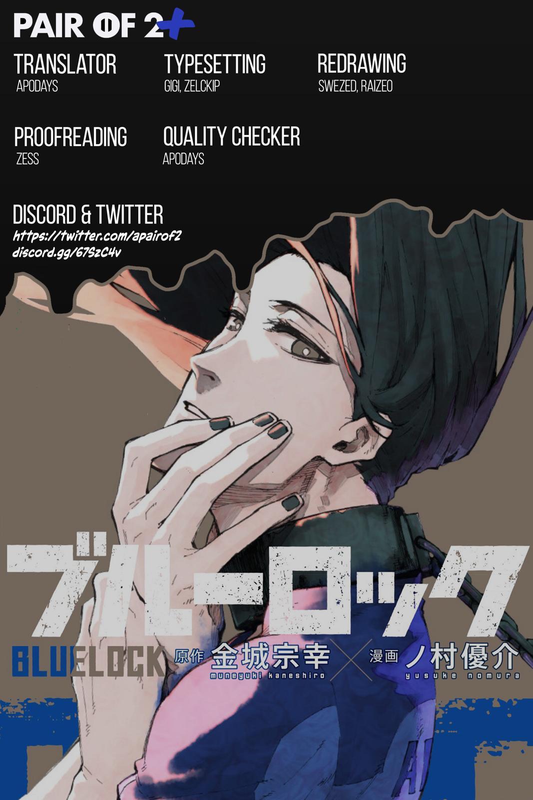 Blue Lock, Chapter 93 image 020