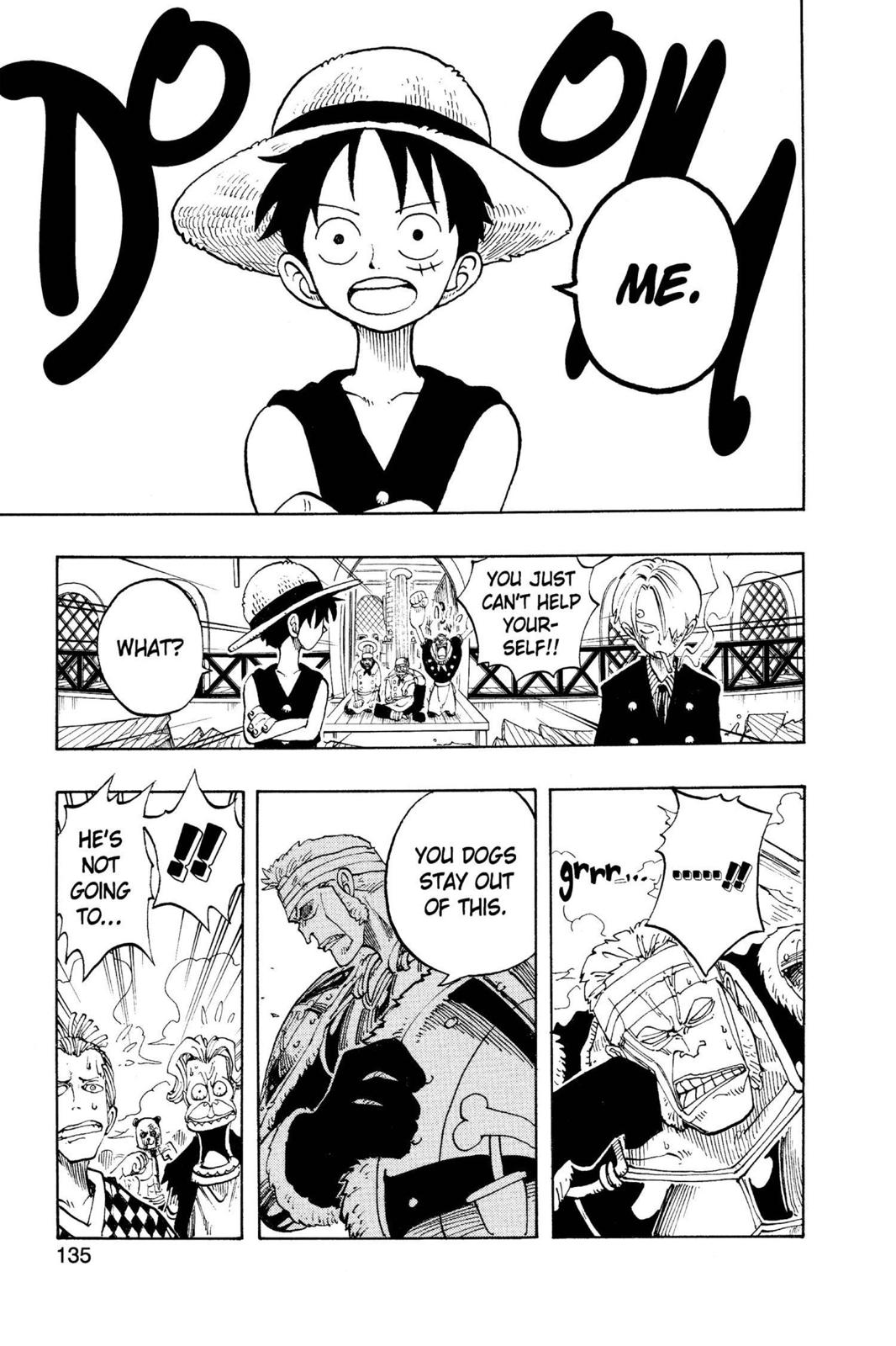 One Piece, Chapter 60 image 007