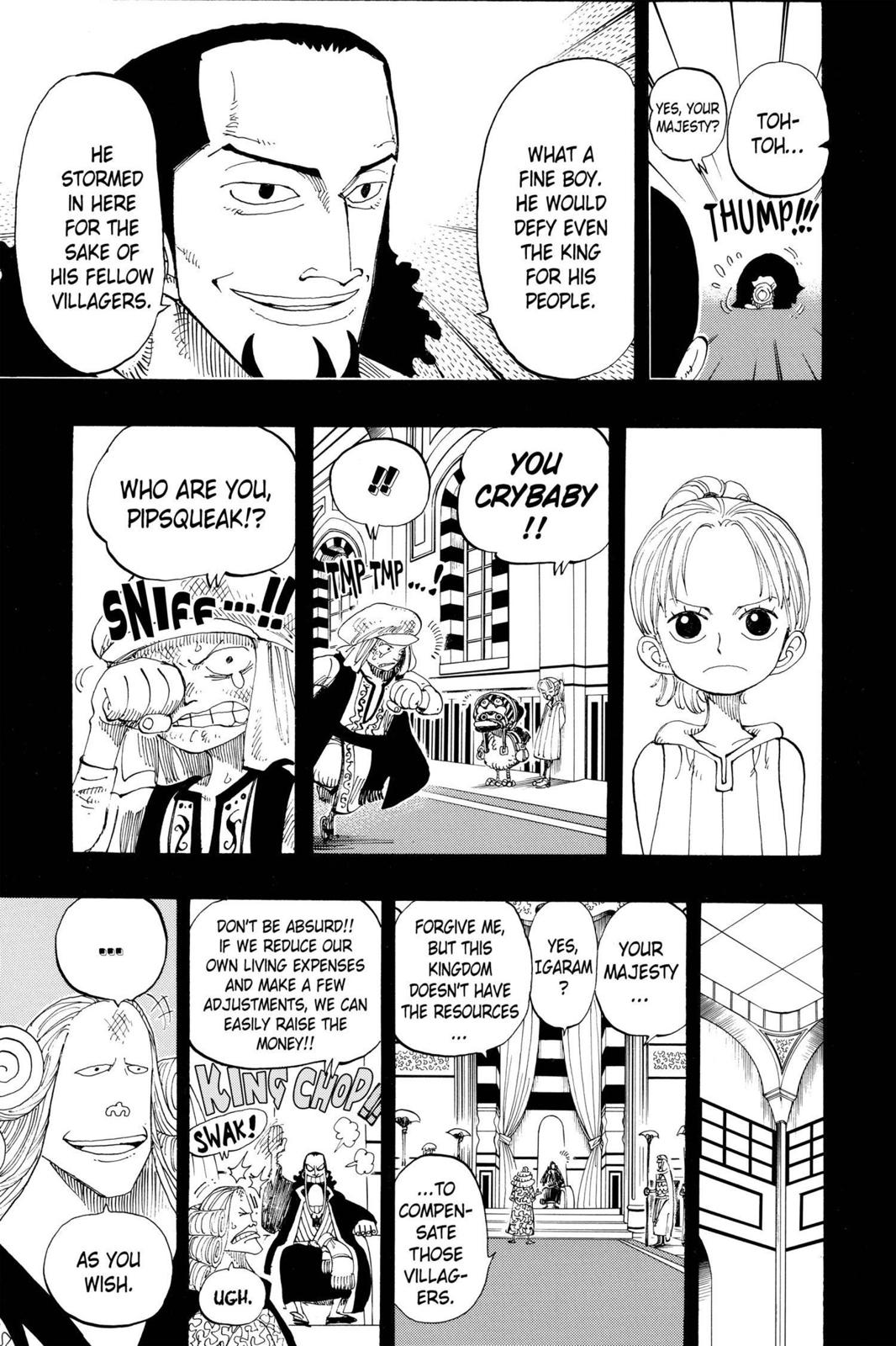 One Piece, Chapter 163 image 011