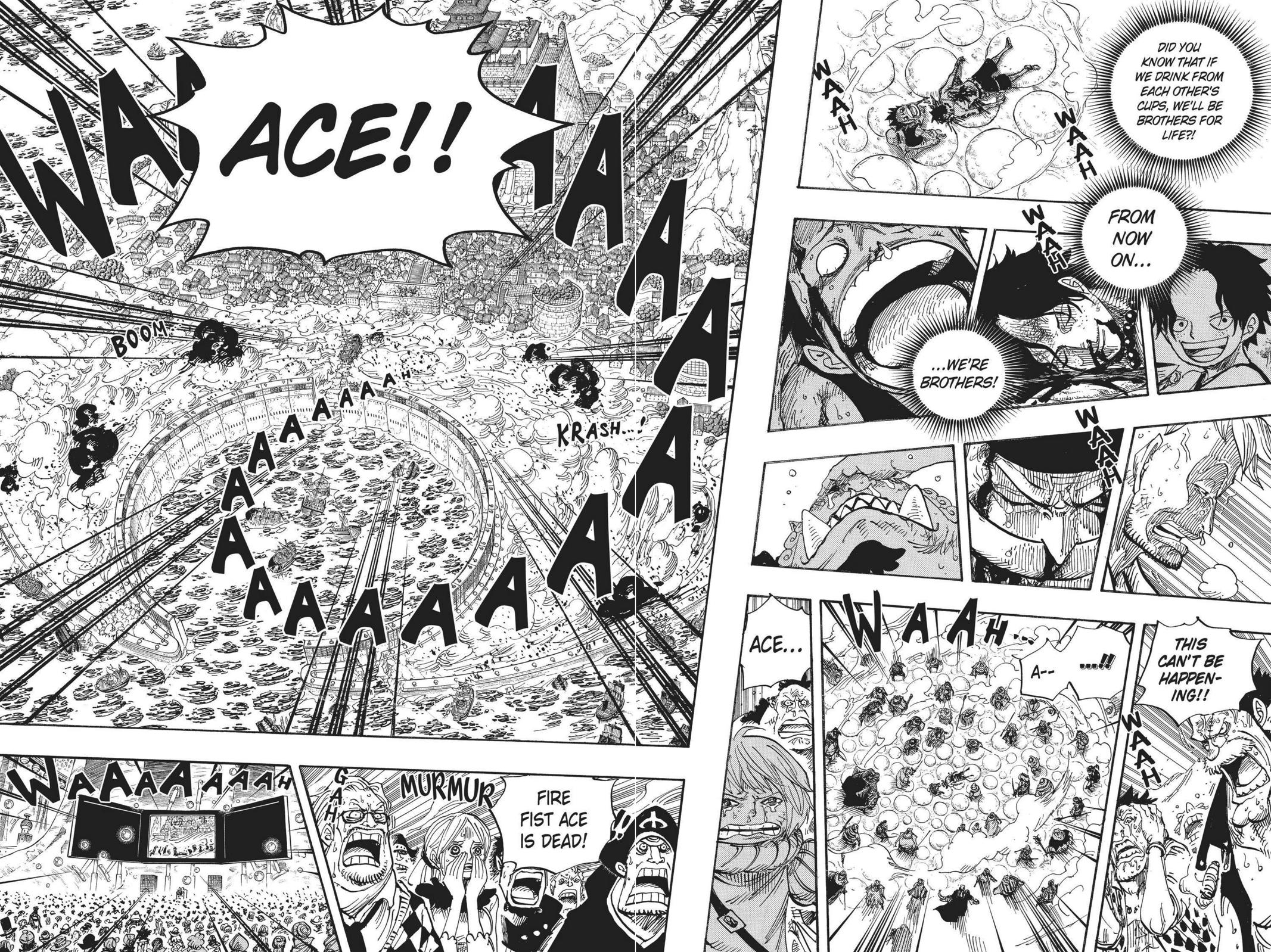 One Piece, Chapter 575 image 002