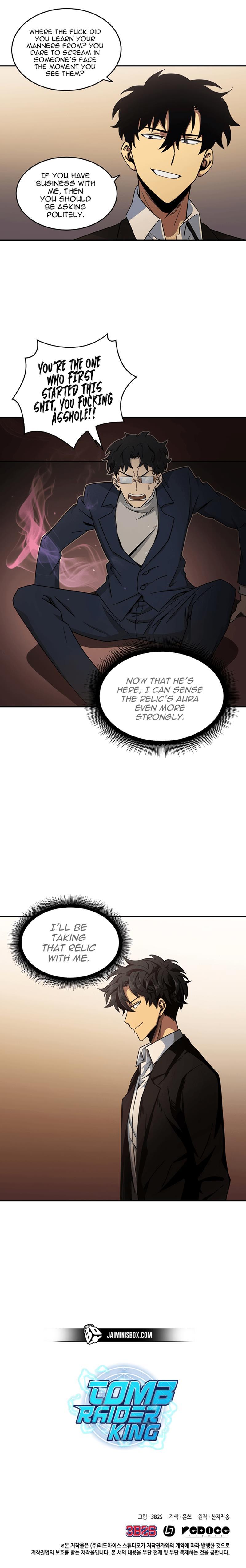 Tomb Raider King , Chapter 19 image 009