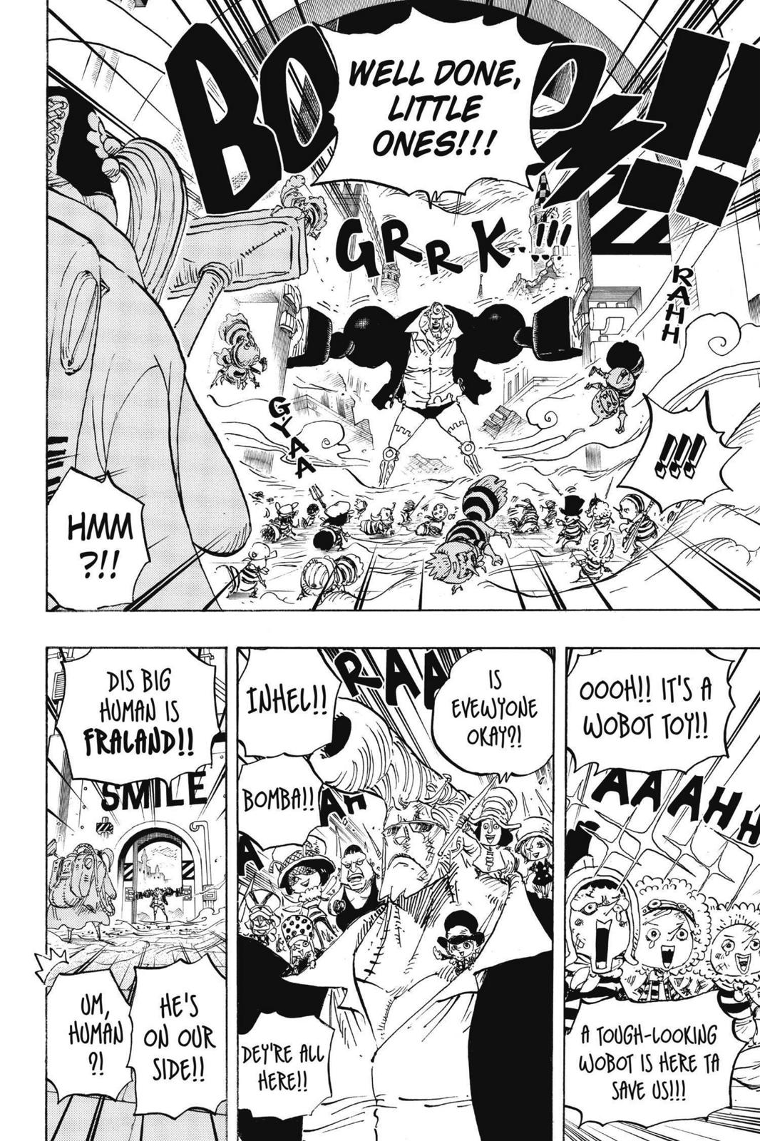 One Piece, Chapter 755 image 008