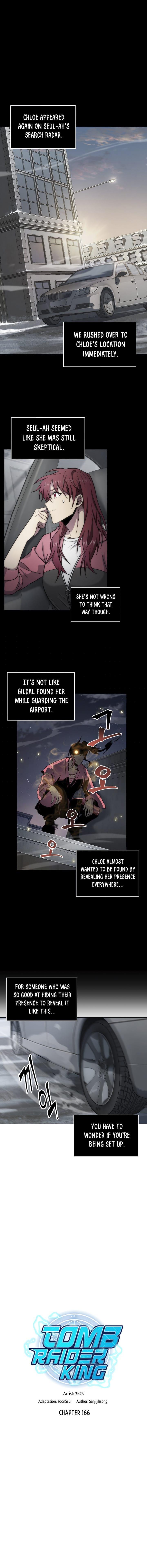 Tomb Raider King , Chapter 166 image 002