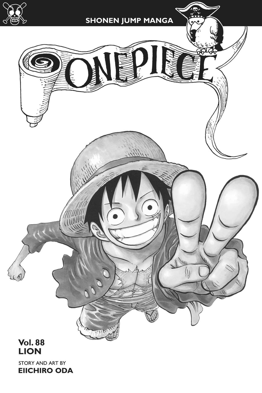 One Piece, Chapter 880 image 002