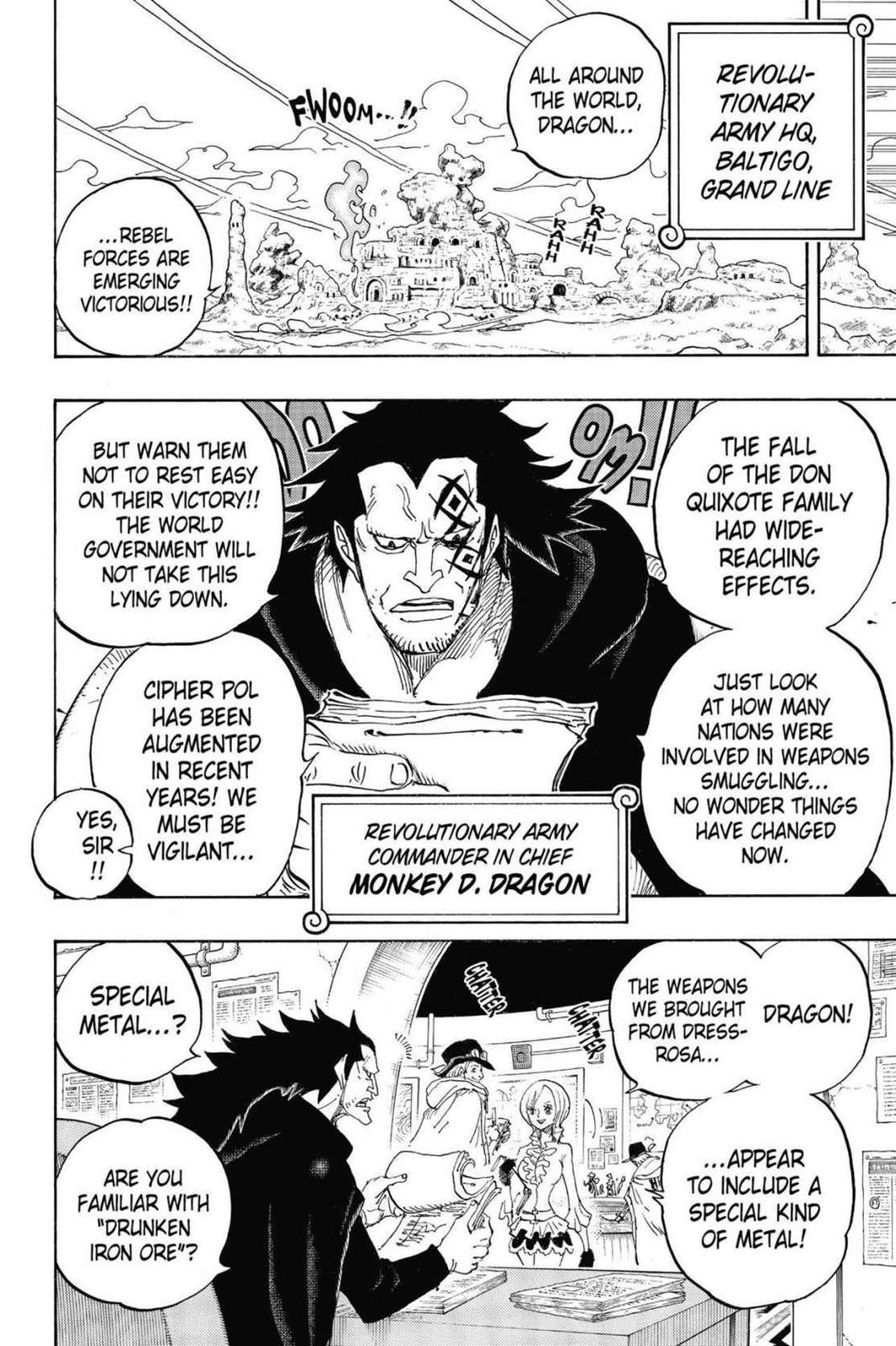One Piece, Chapter 803 image 006