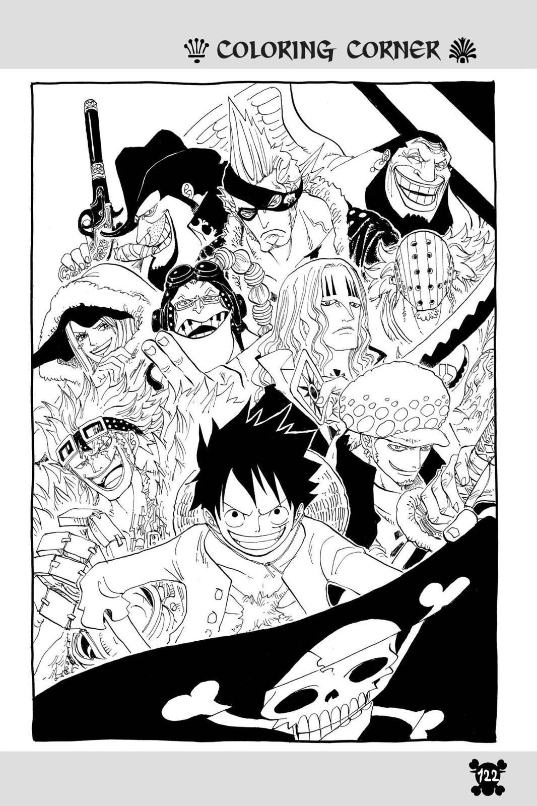 One Piece, Chapter 652 image 018