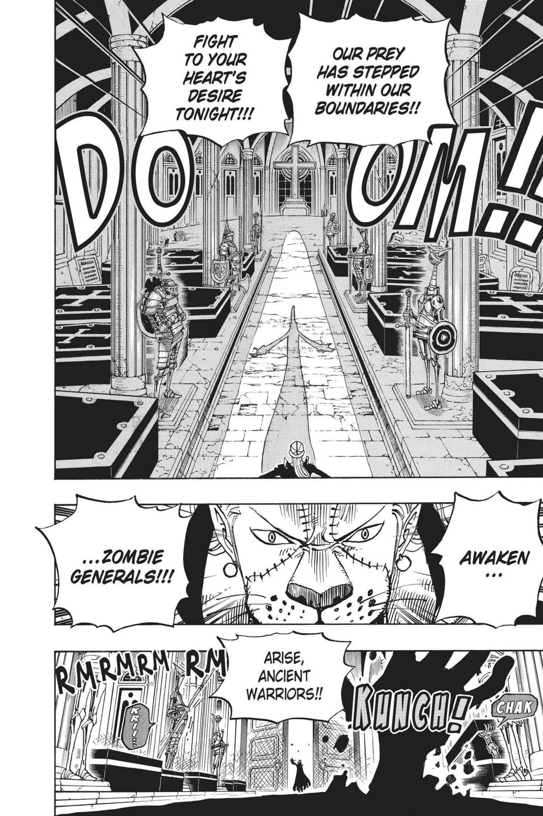 One Piece, Chapter 450 image 024
