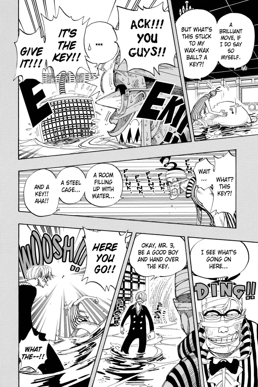 One Piece, Chapter 176 image 004