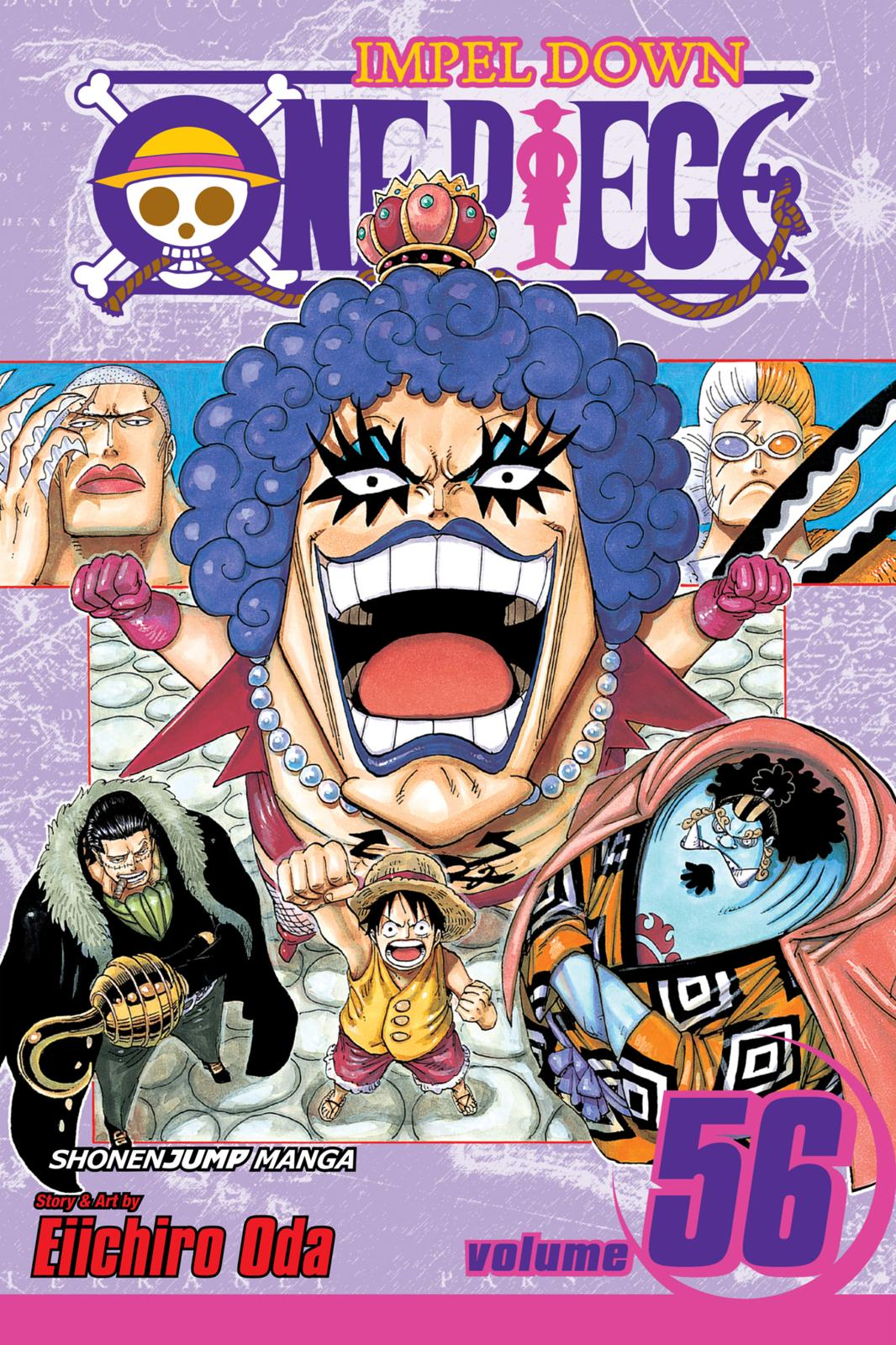 One Piece, Chapter 542 image 001