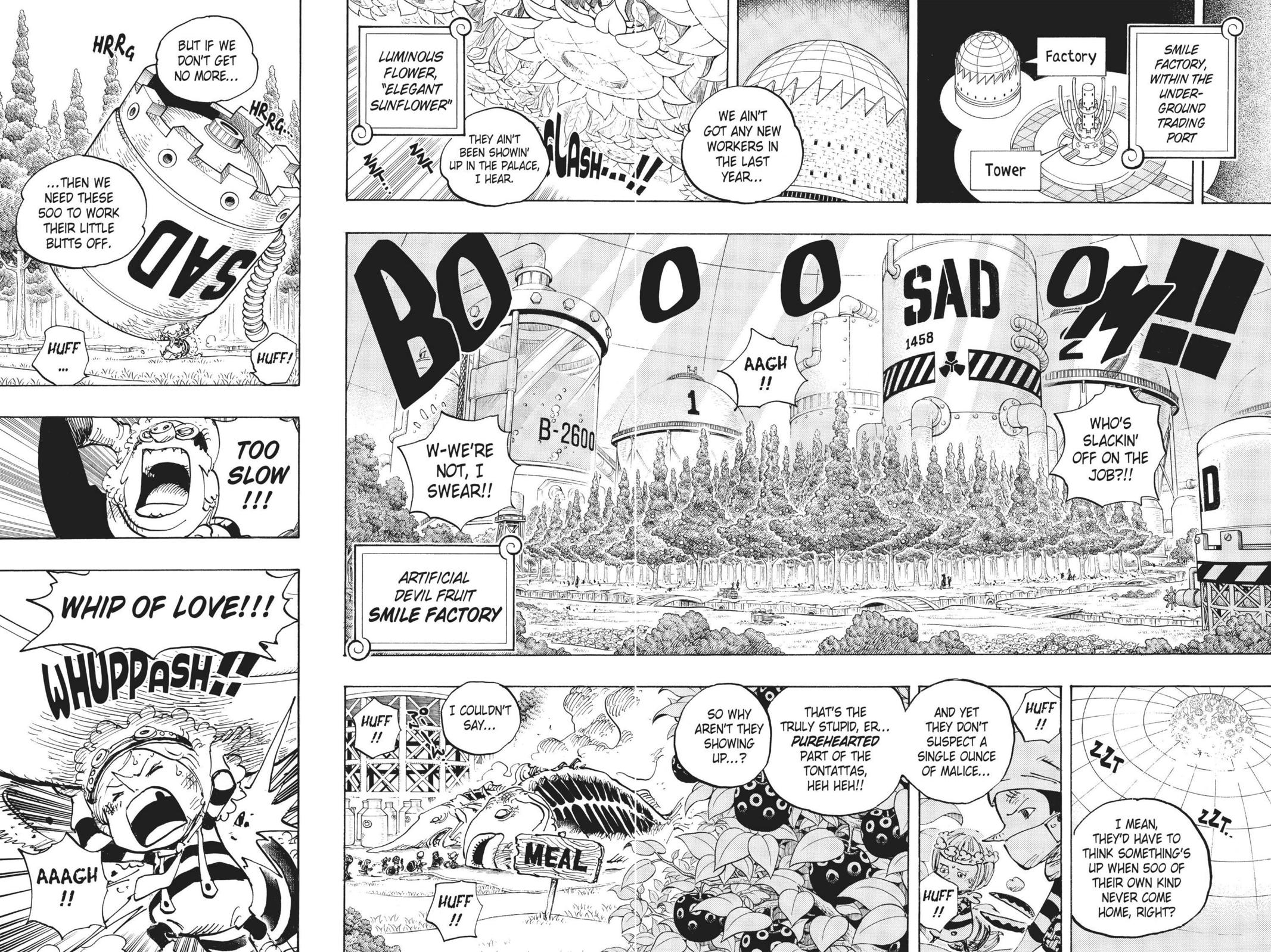 One Piece, Chapter 738 image 004