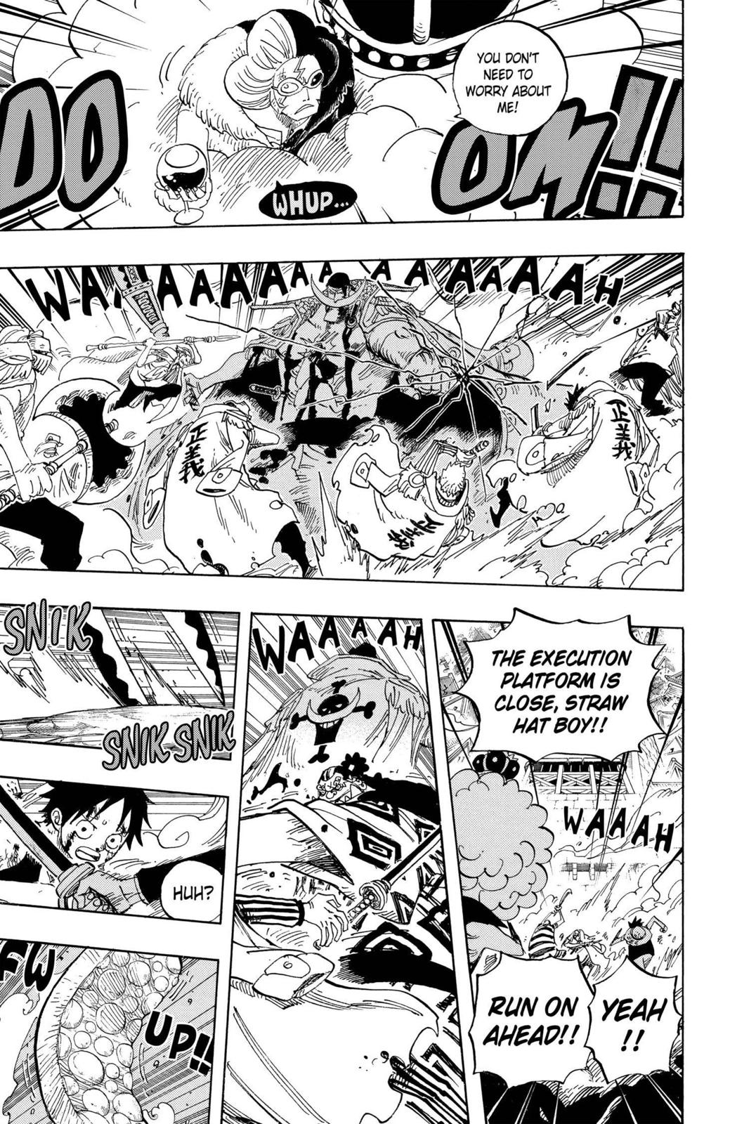 One Piece, Chapter 570 image 010