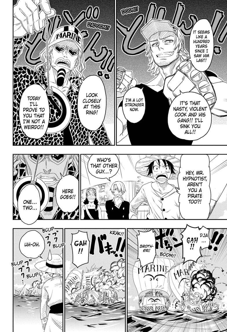 One Piece, Chapter 1023.5 image 16