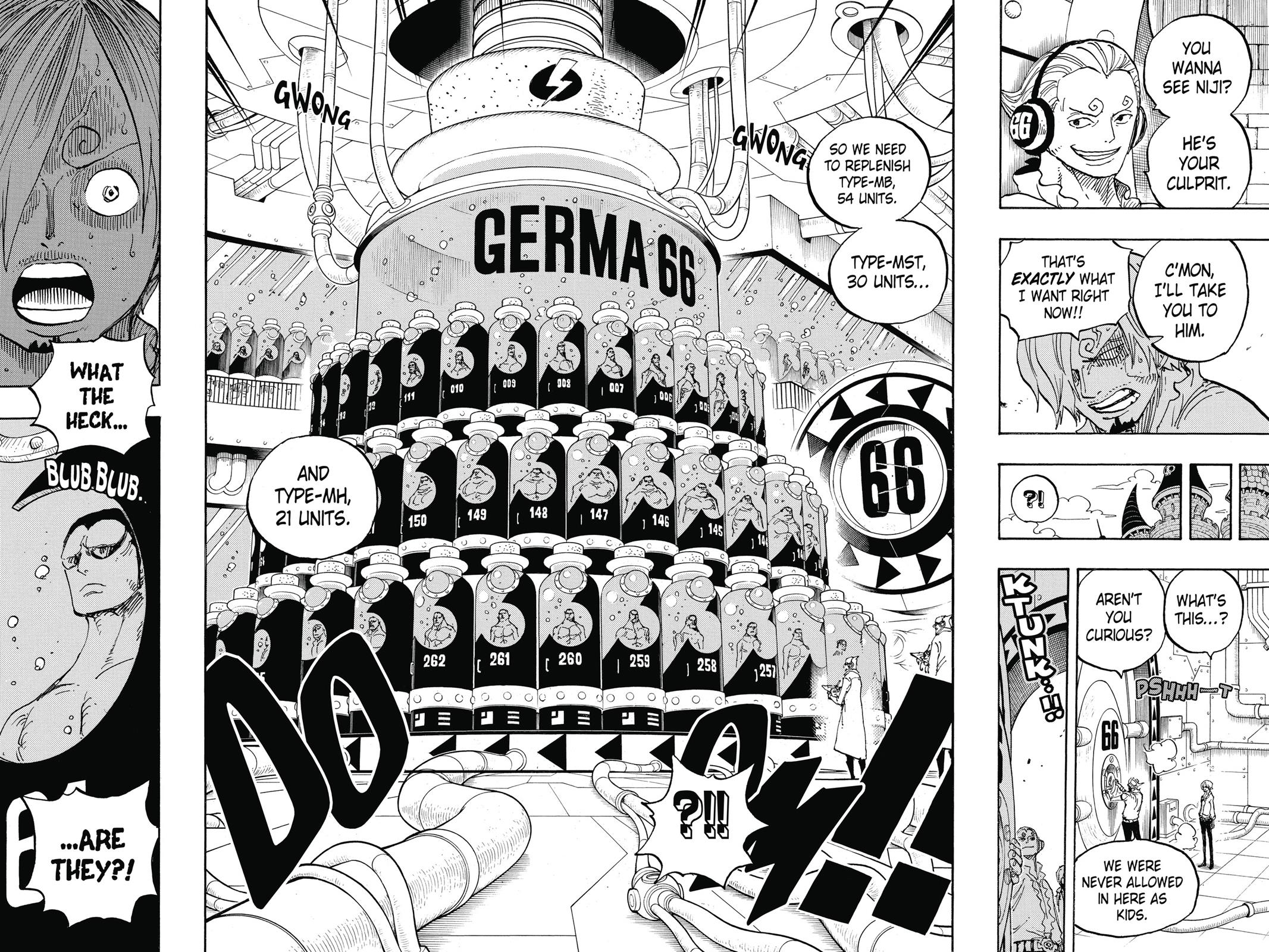 One Piece, Chapter 839 image 022