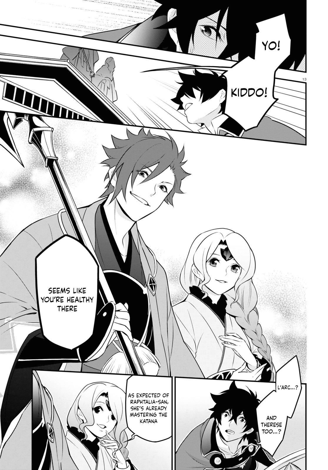 Tate no Yuusha no Nariagari, Chapter 75 image 017