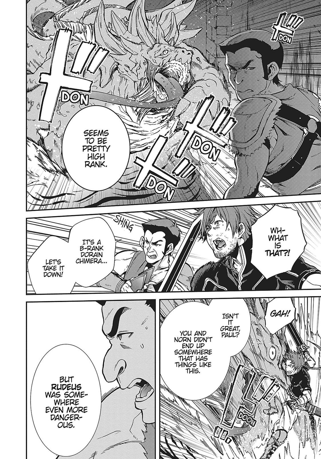 Mushoku Tensei, Chapter 35 image 036