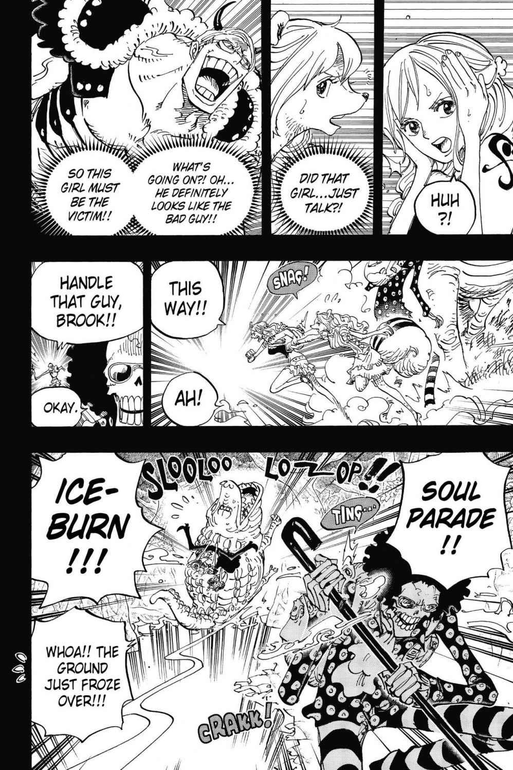 One Piece, Chapter 810 image 014