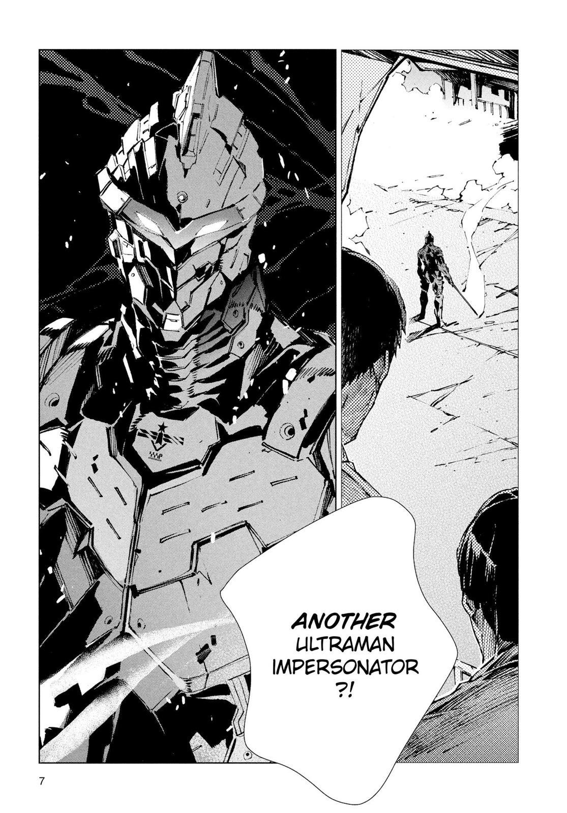 Ultraman, Chapter 21 image 008