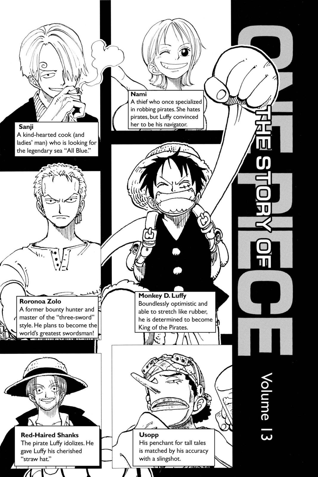 One Piece, Chapter 109 image 005