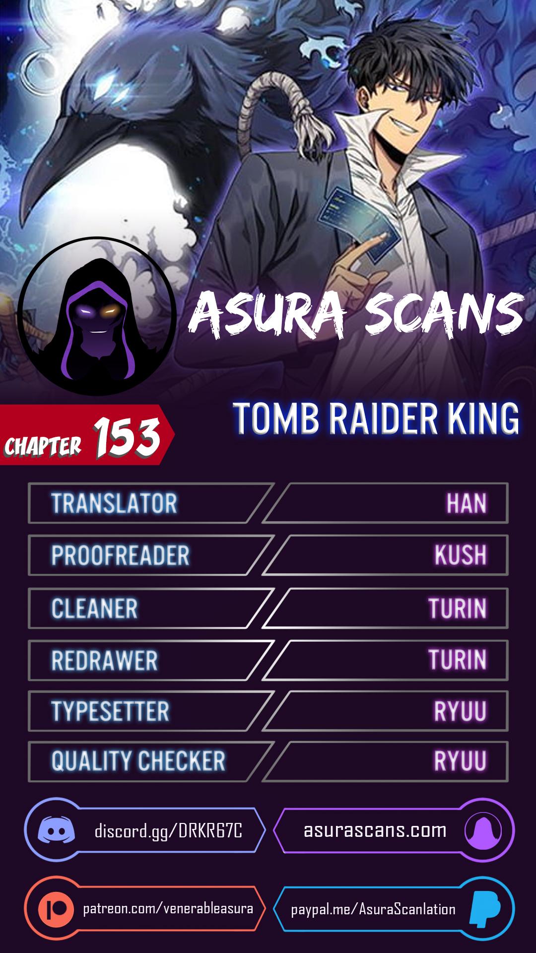 Tomb Raider King , Chapter 153 image 001