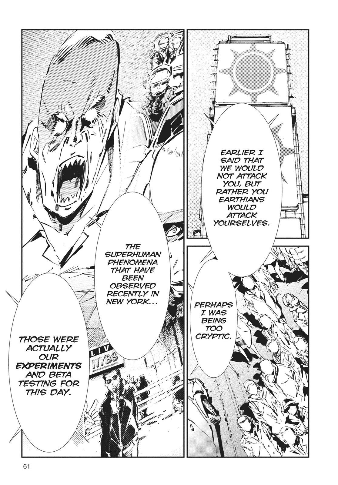 Ultraman, Chapter 62 image 007