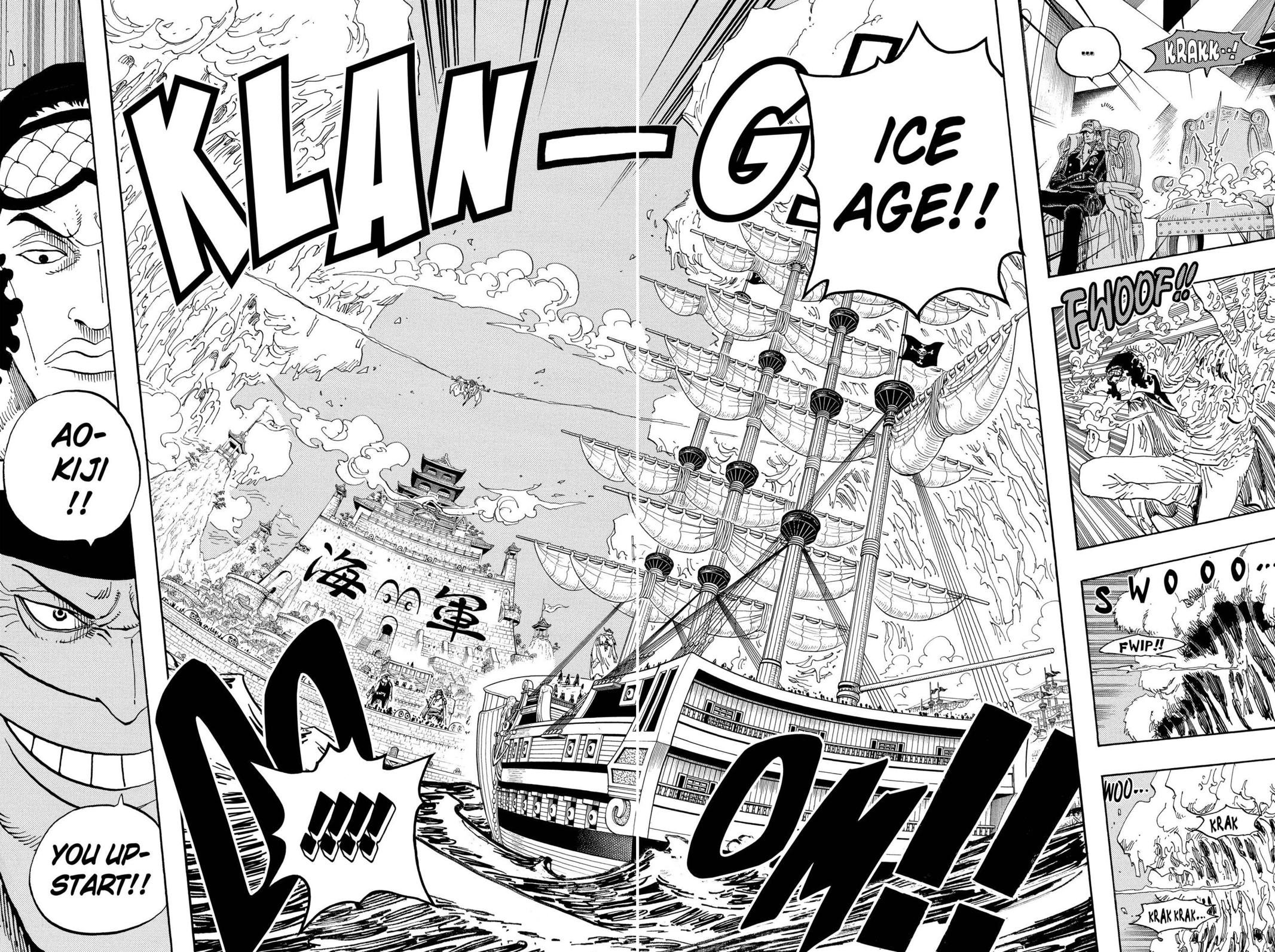 One Piece, Chapter 553 image 004