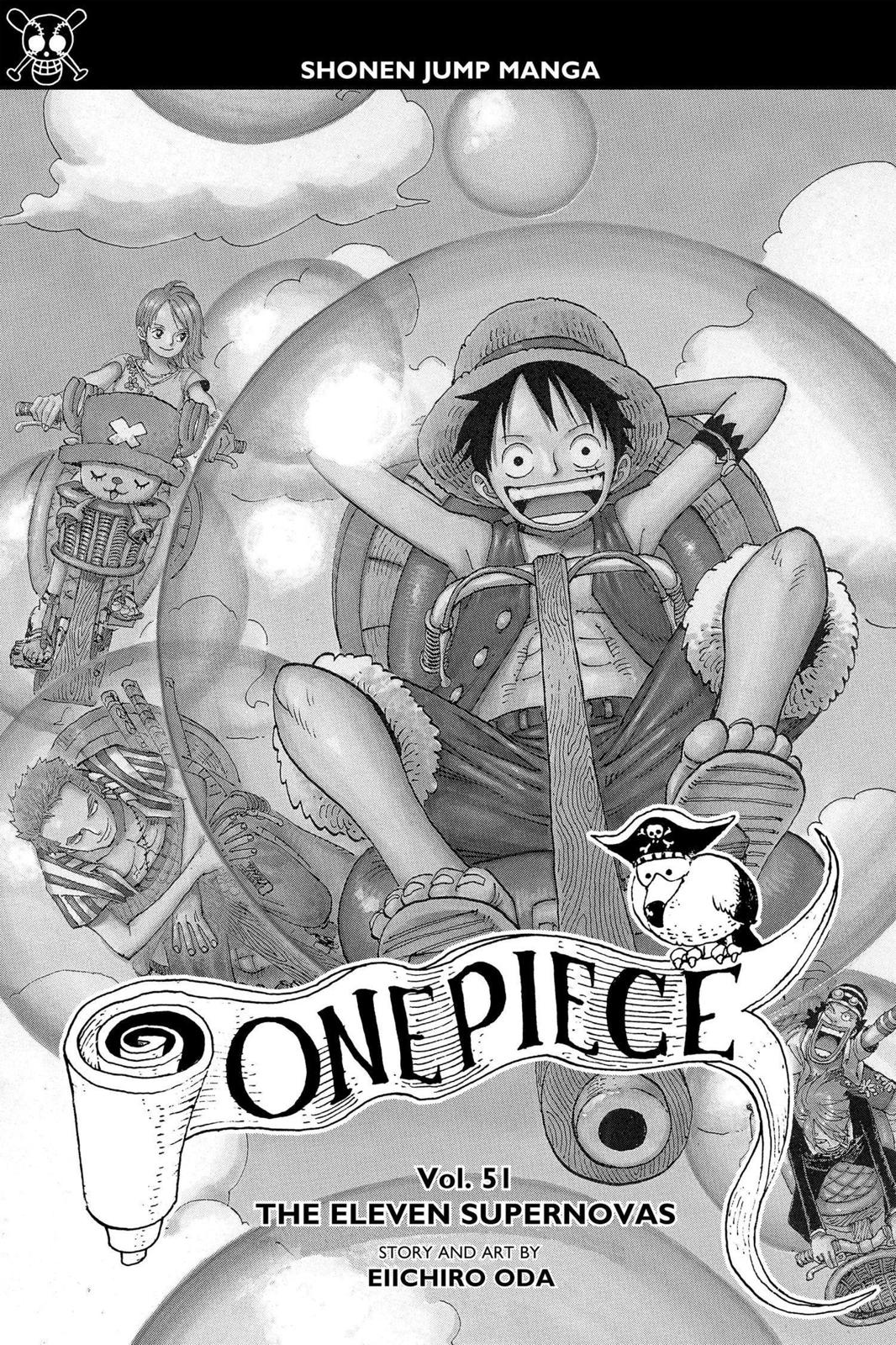 One Piece, Chapter 492 image 004