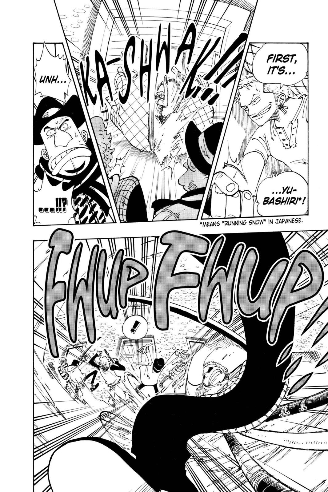 One Piece, Chapter 108 image 006