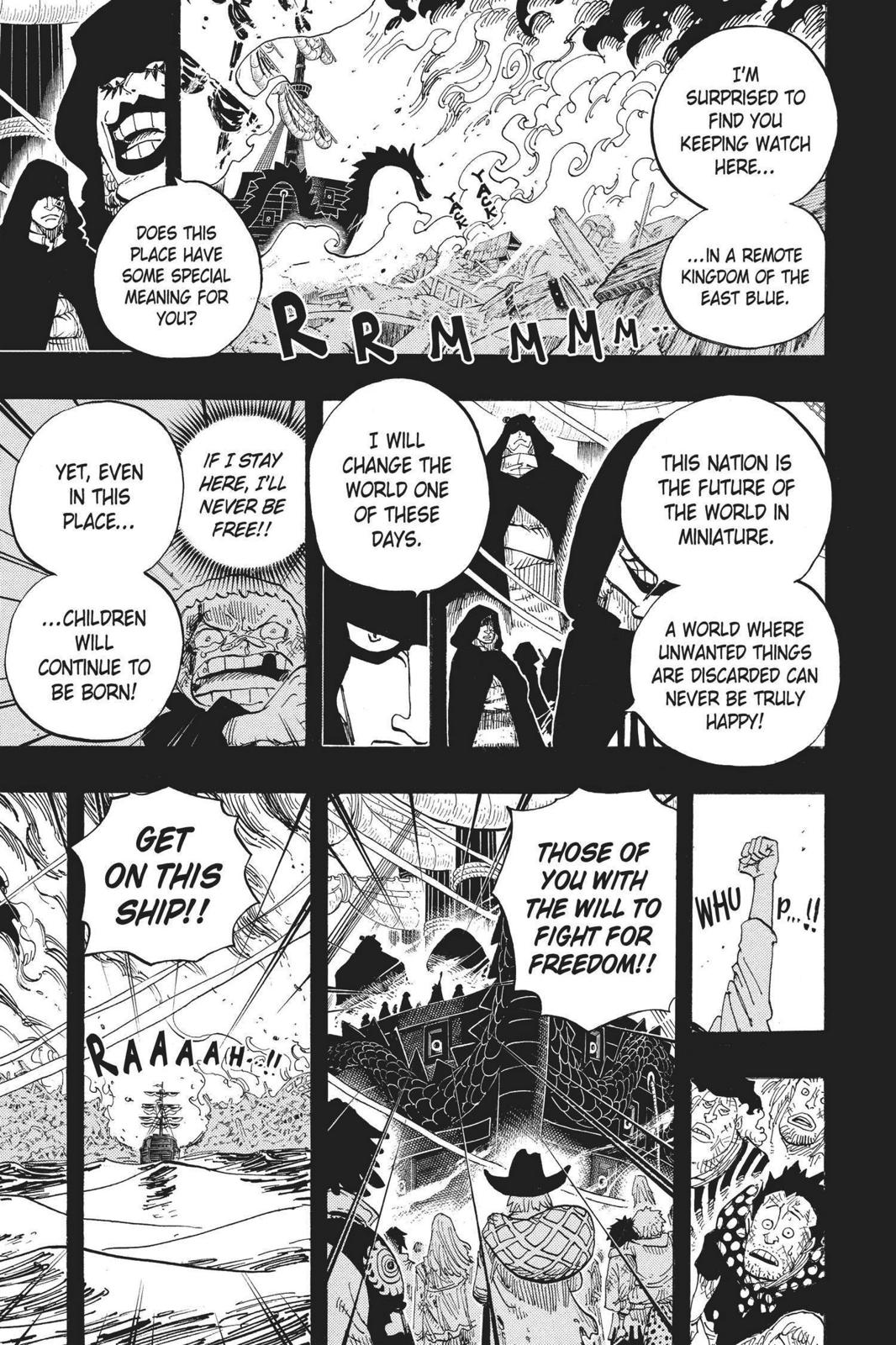 One Piece, Chapter 587 image 015