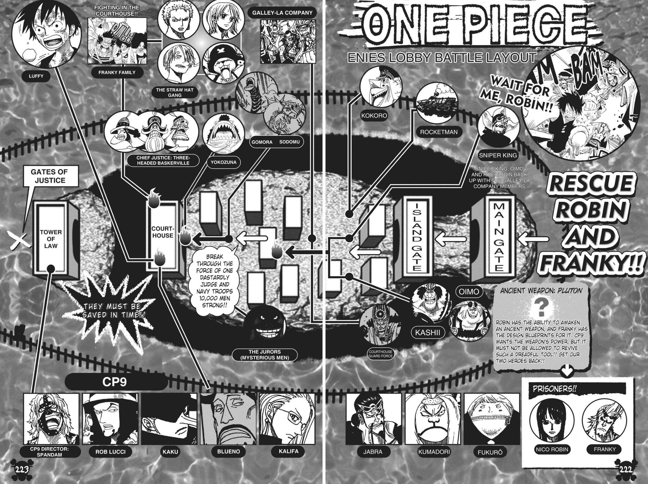 One Piece, Chapter 388 image 018