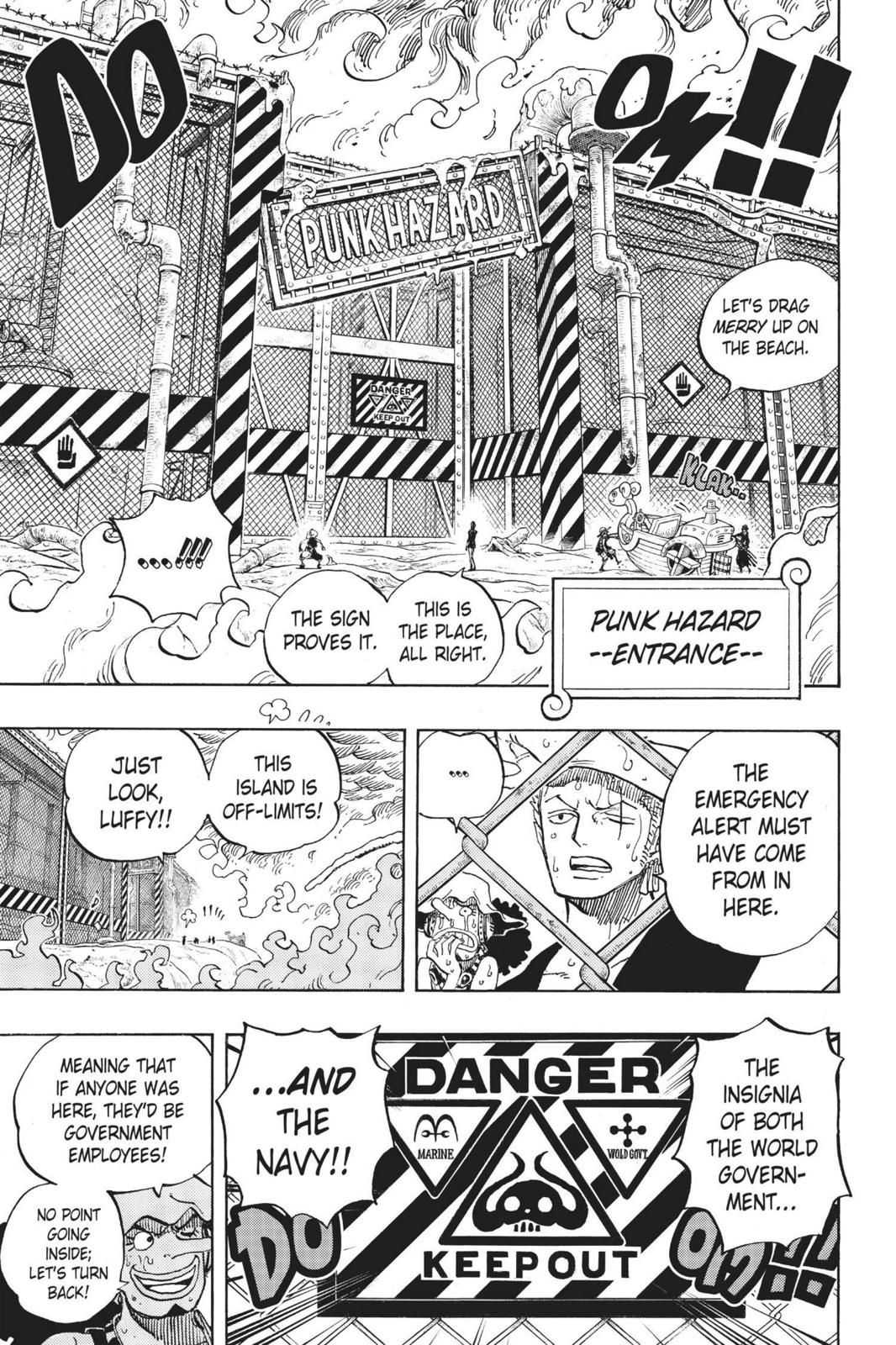 One Piece, Chapter 655 image 013