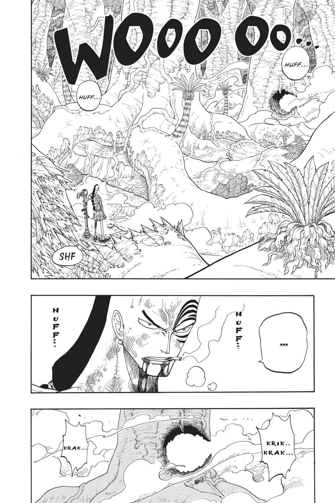One Piece, Chapter 261 image 002
