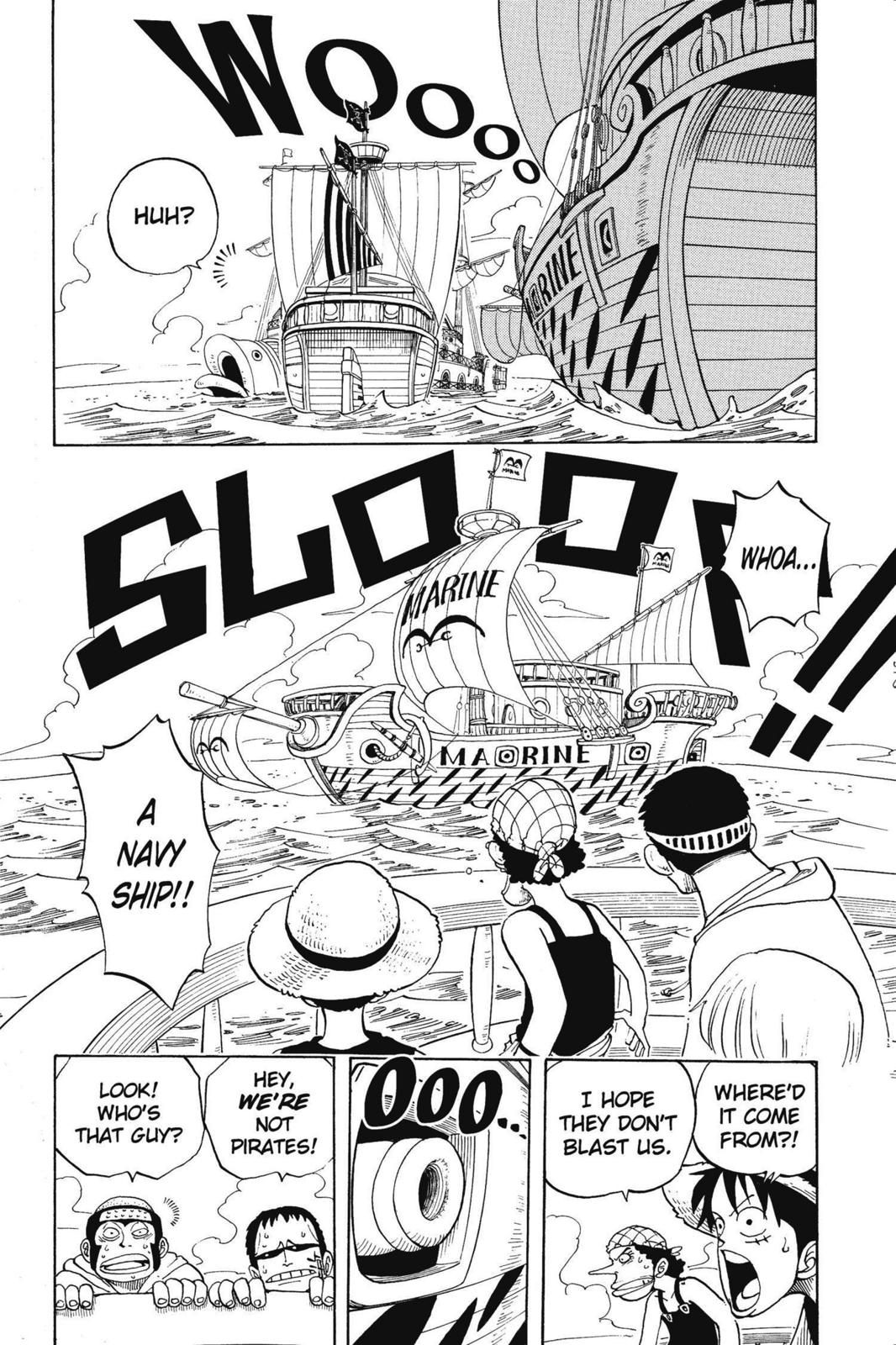 One Piece, Chapter 43 image 004