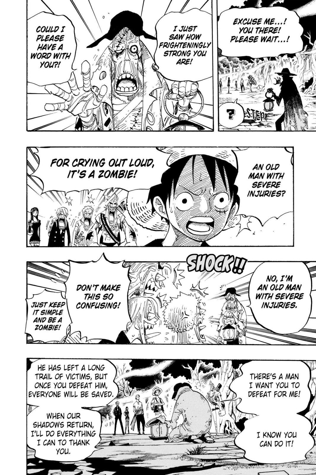 One Piece, Chapter 448 image 017