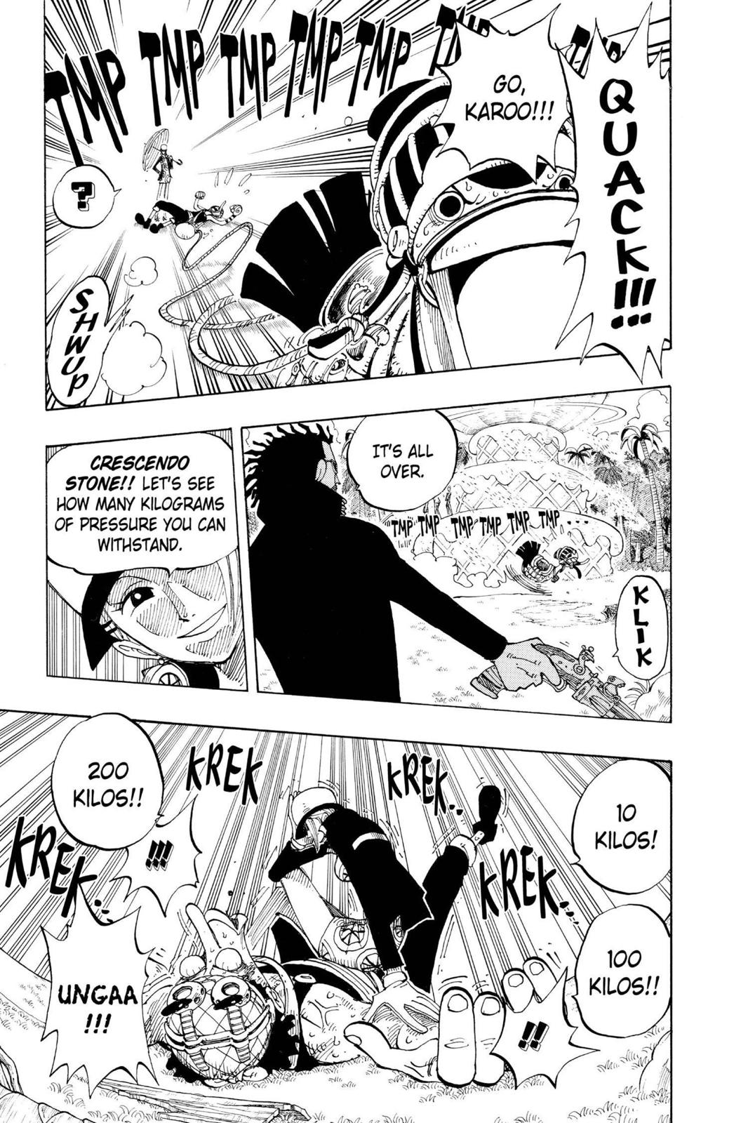One Piece, Chapter 125 image 014