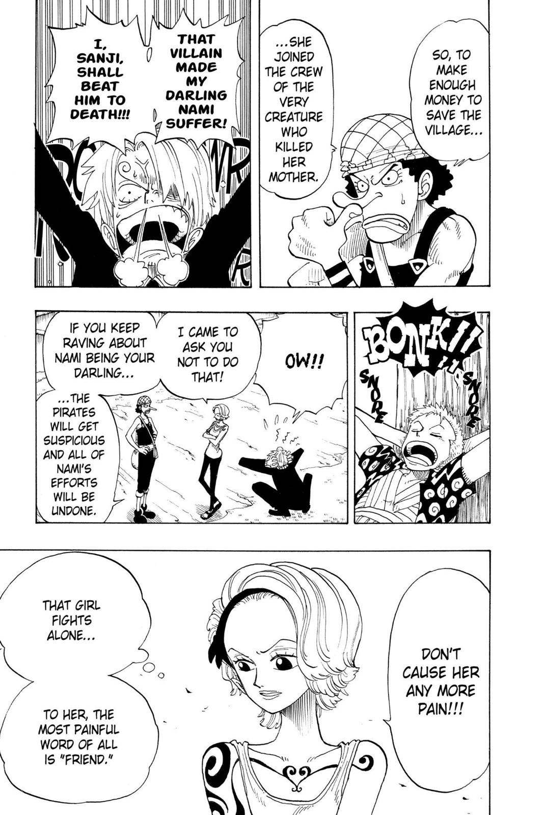 One Piece, Chapter 80 image 003
