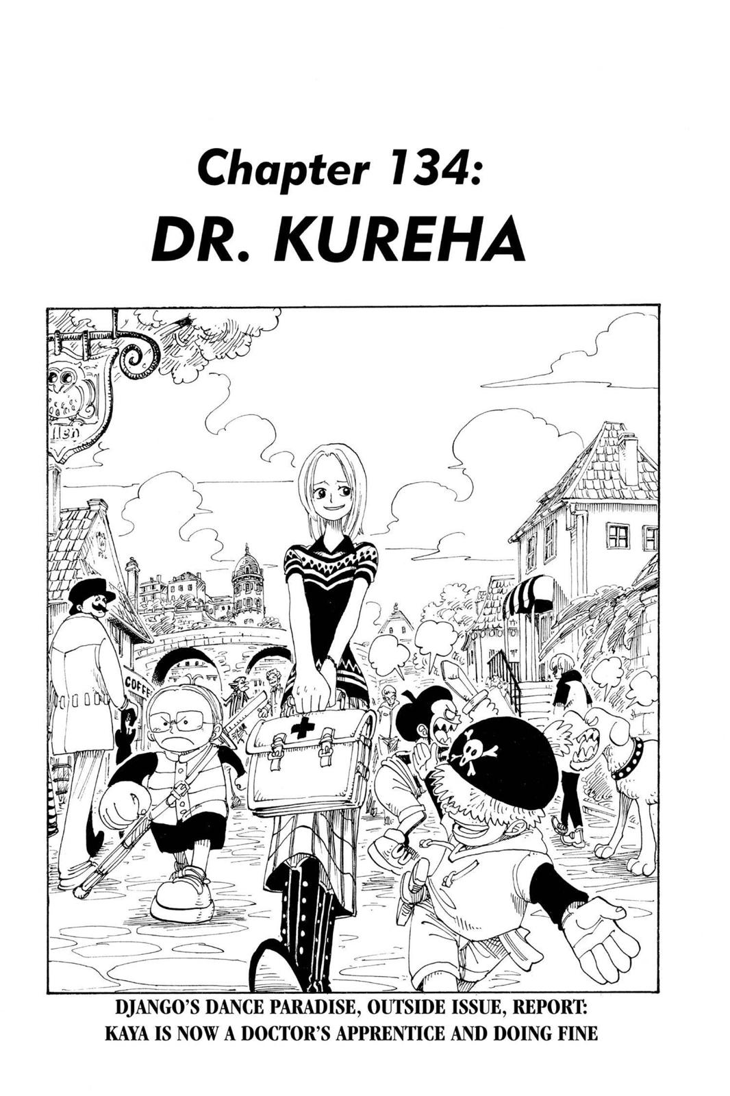 One Piece, Chapter 134 image 001