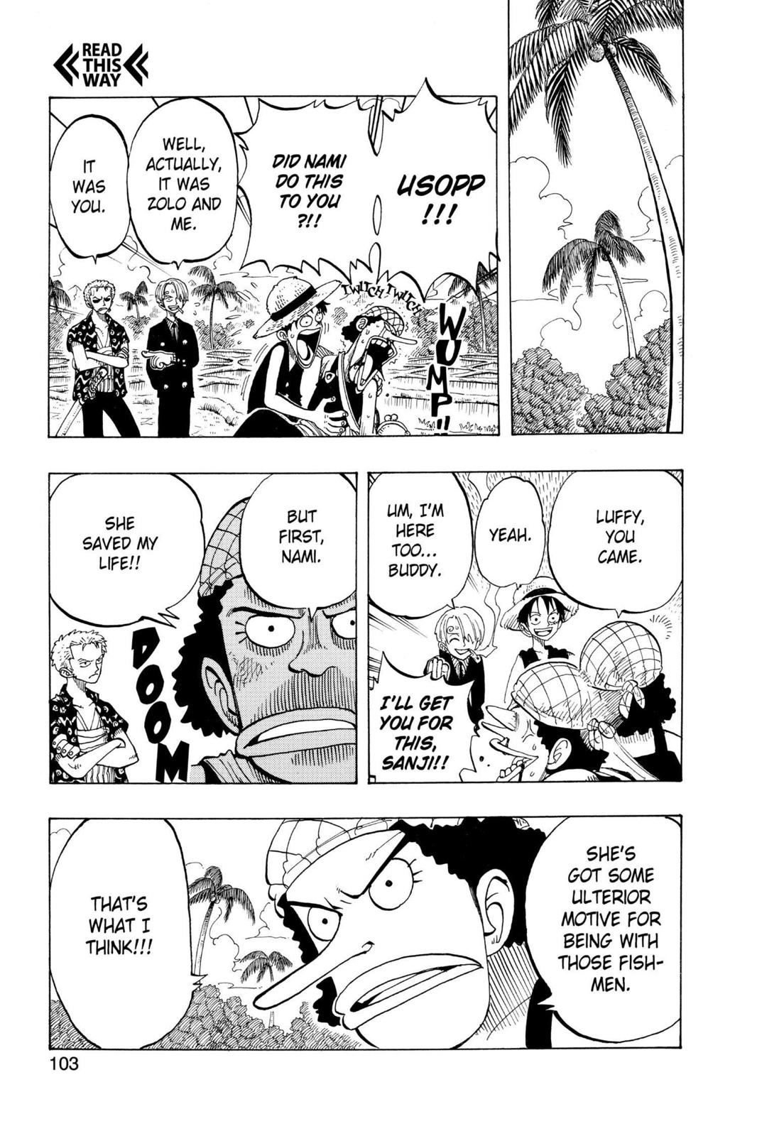 One Piece, Chapter 76 image 017