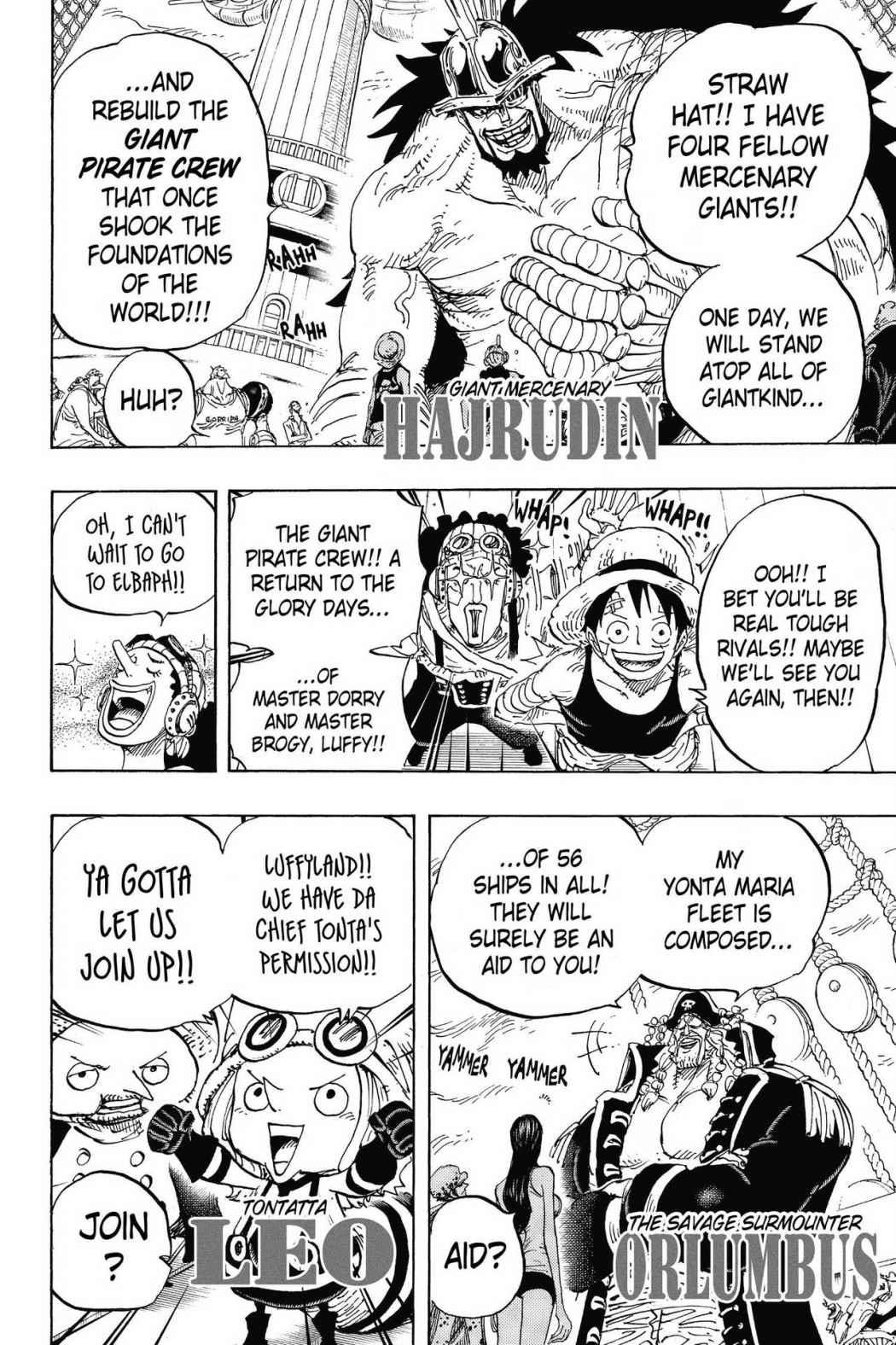 One Piece, Chapter 799 image 011
