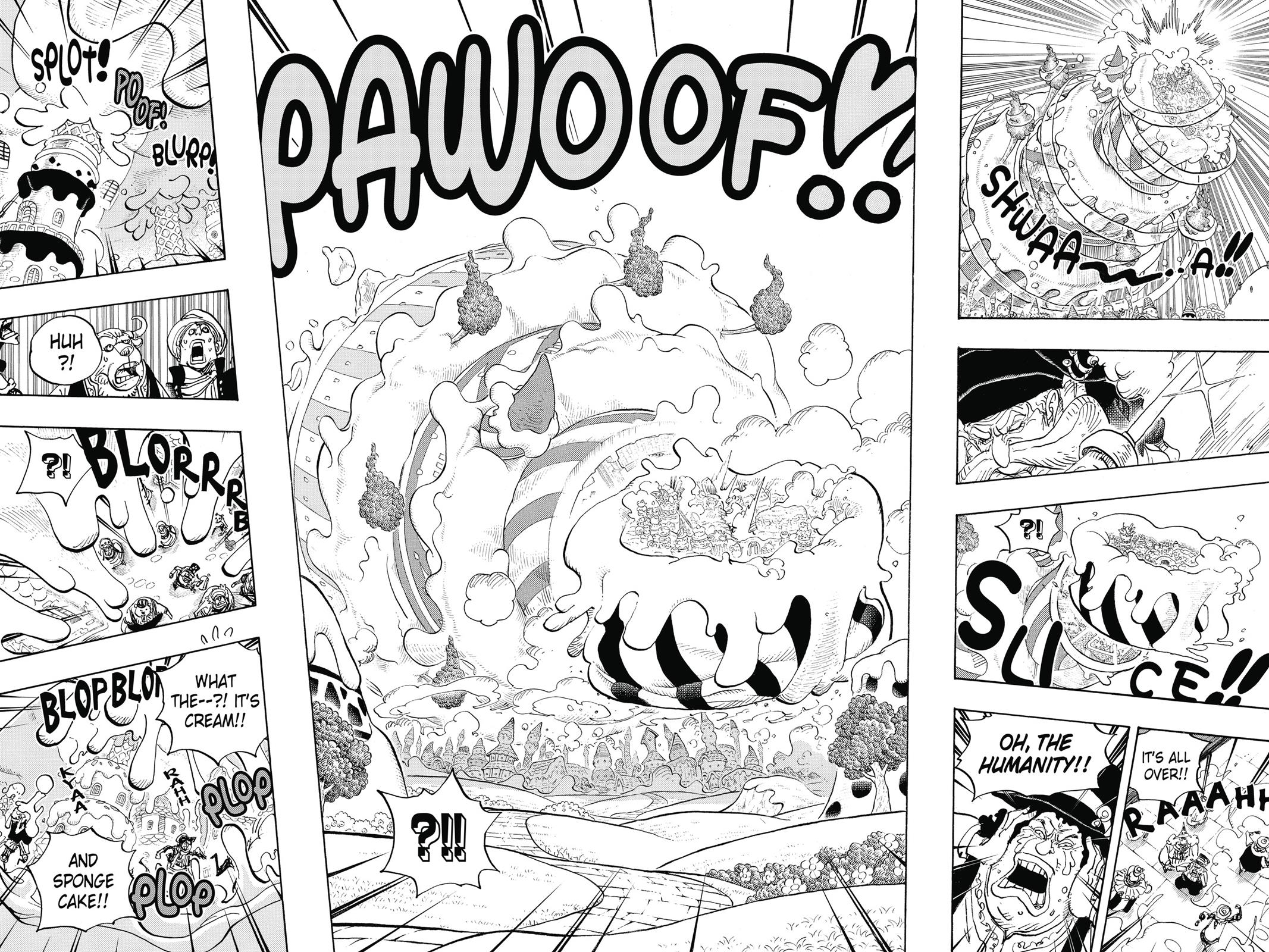One Piece, Chapter 872 image 011