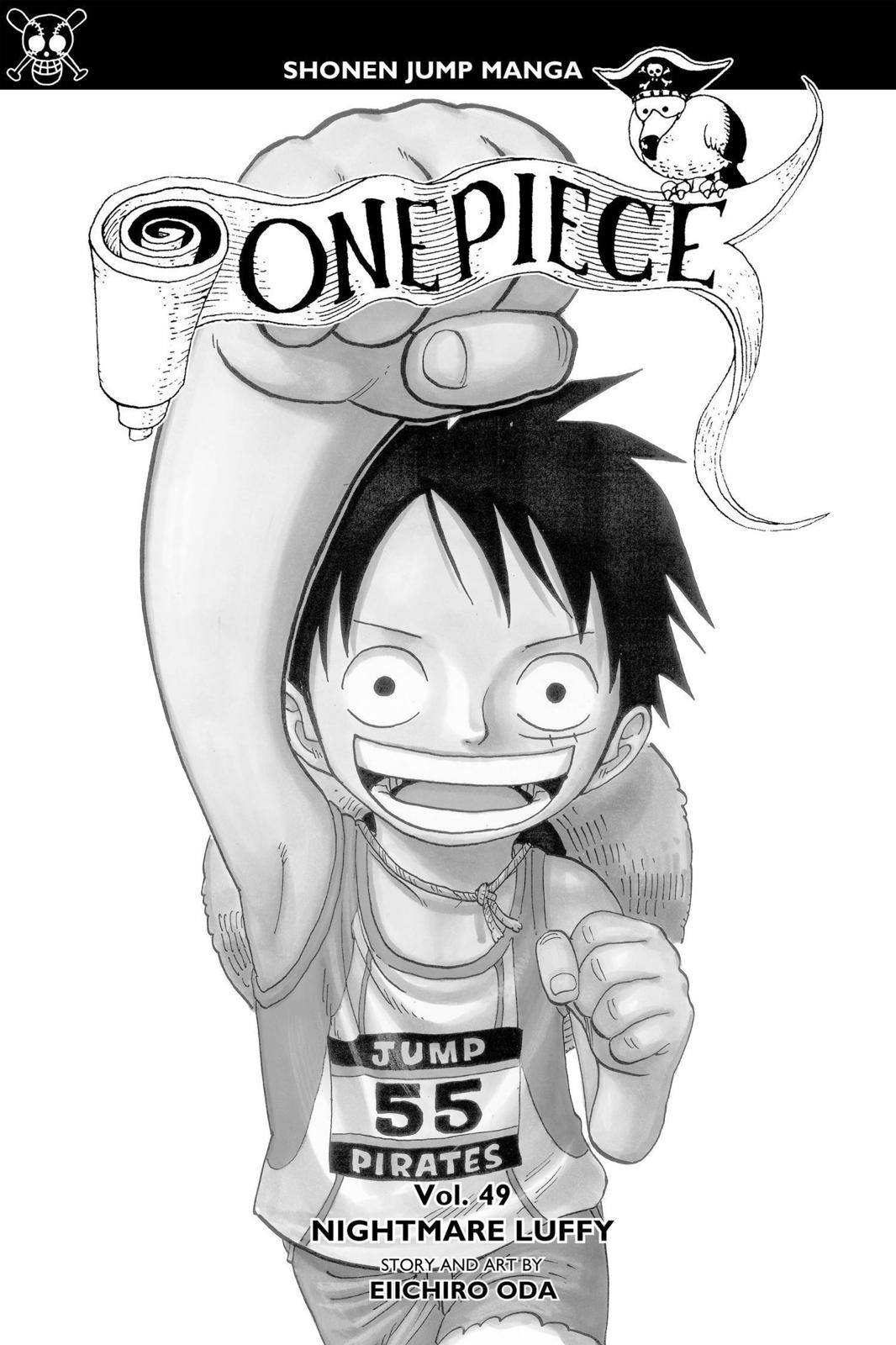 One Piece, Chapter 471 image 004