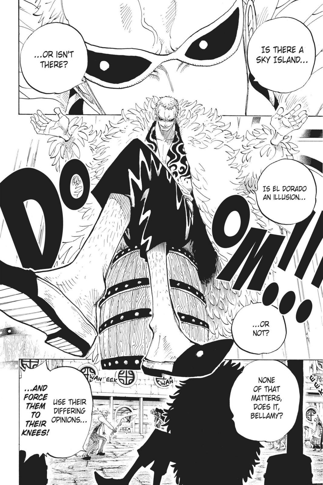 One Piece, Chapter 303 image 006