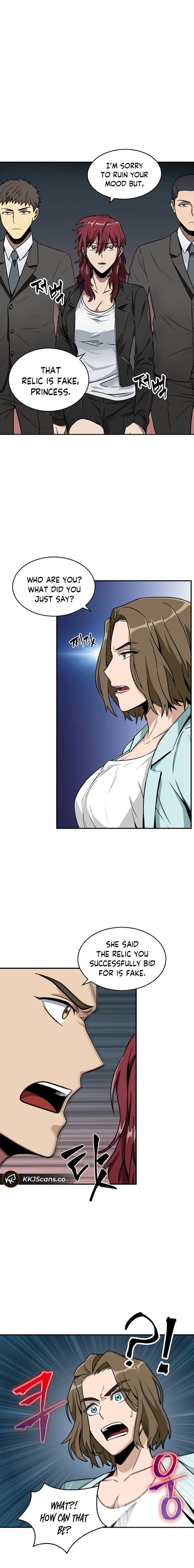 Tomb Raider King , Chapter 68 image 015