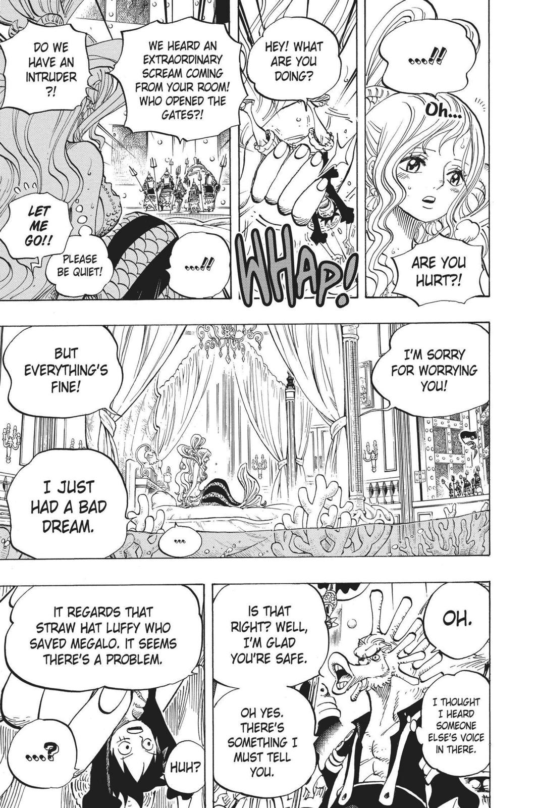 One Piece, Chapter 613 image 007
