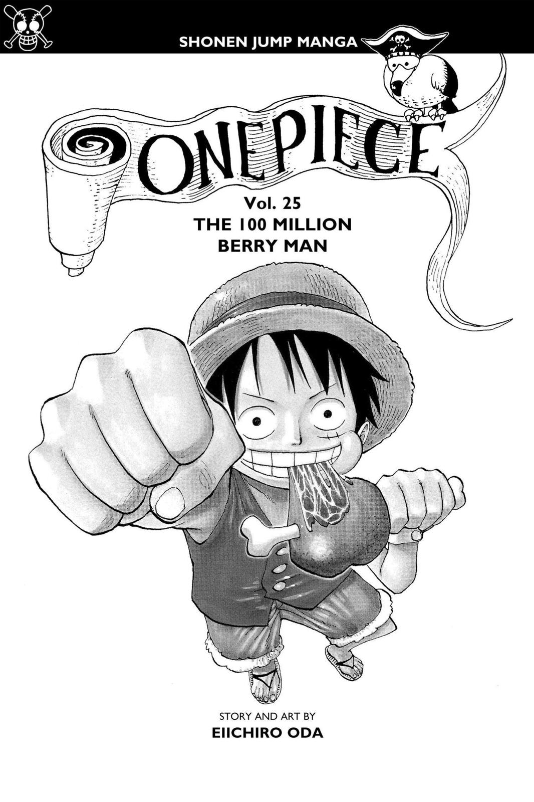 One Piece, Chapter 227 image 004