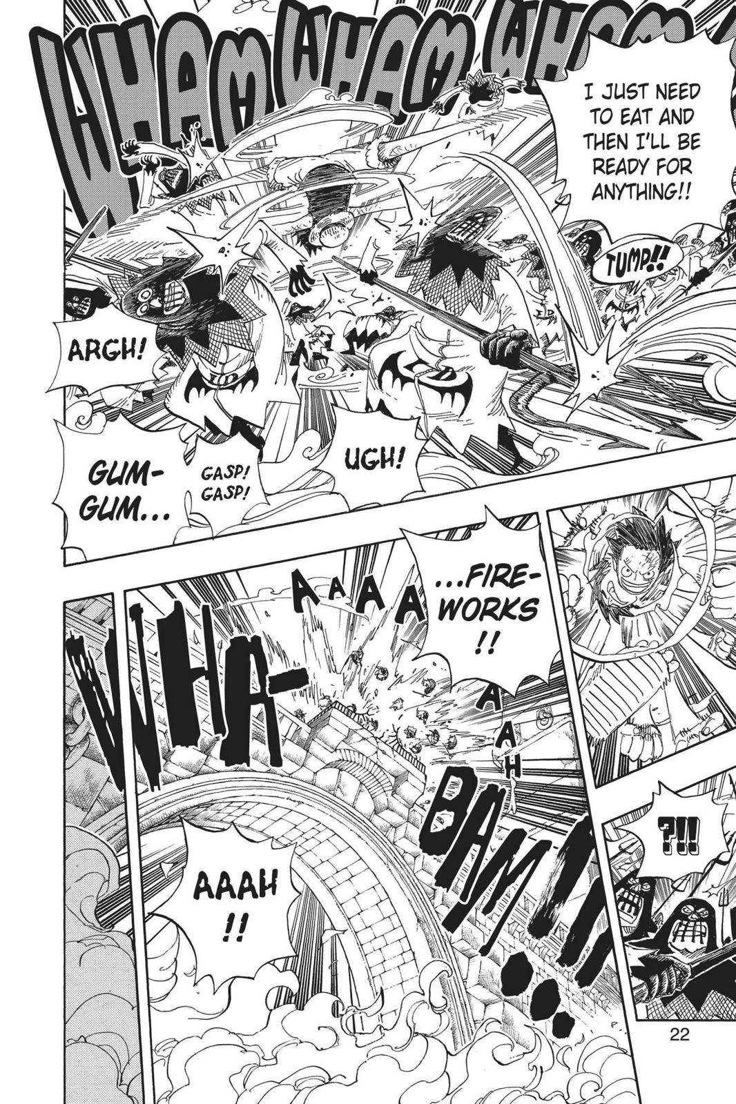 One Piece, Chapter 533 image 020