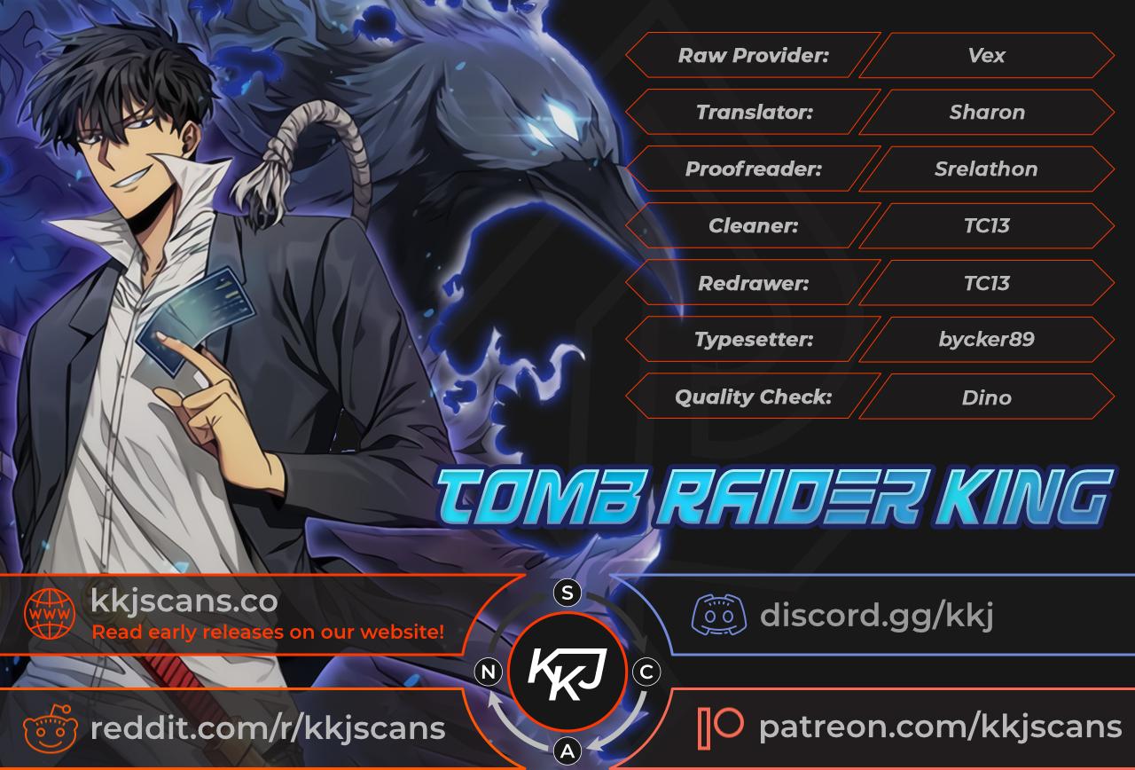 Tomb Raider King , Chapter 58 image 001