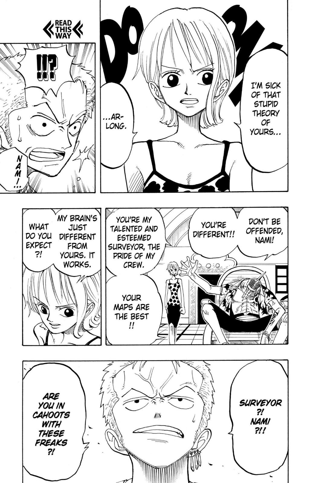 One Piece, Chapter 71 image 007