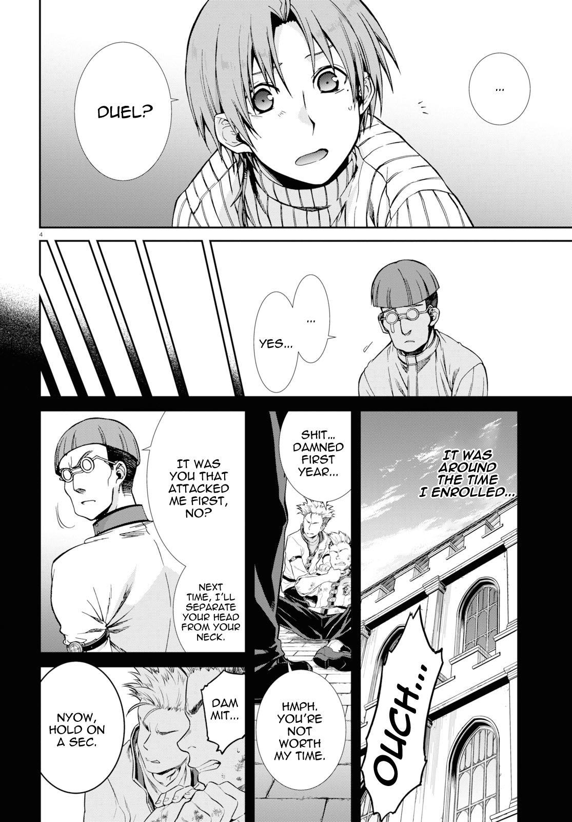 Mushoku Tensei, Chapter 60 image 004
