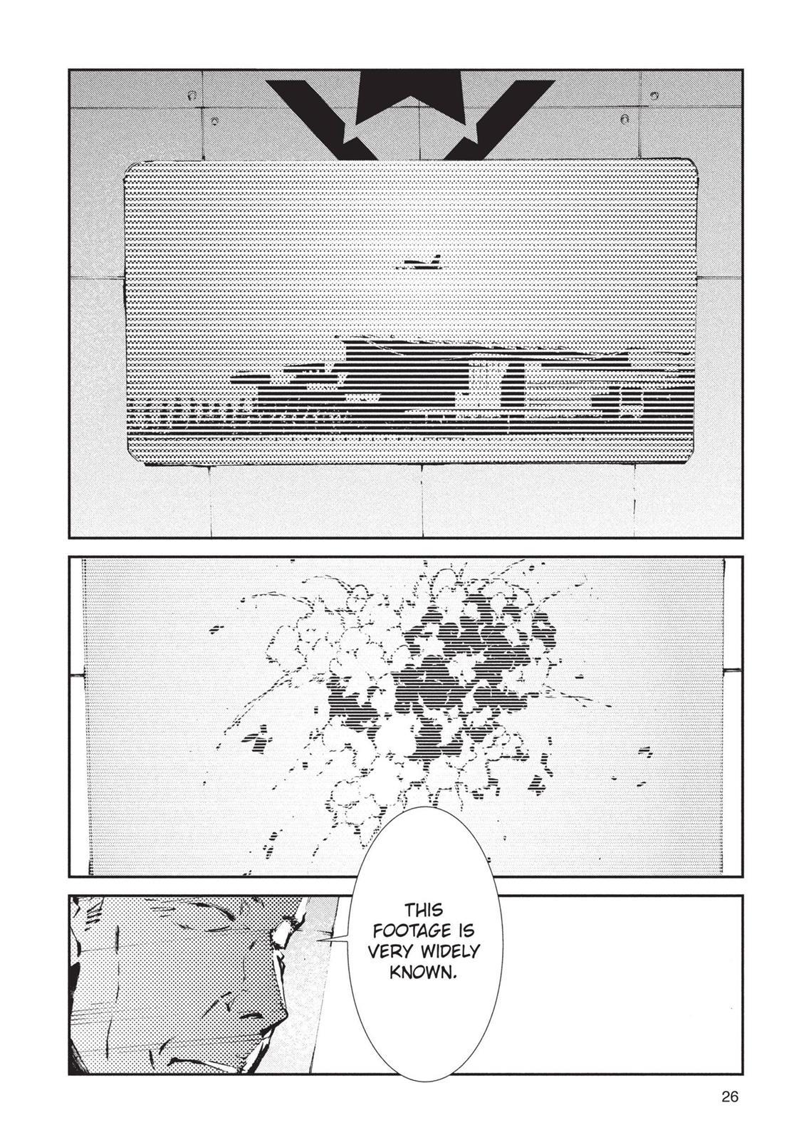 Ultraman, Chapter 42 image 027